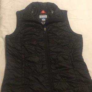 1X Omni-Shield Black Puffy Vest